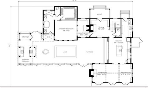 coastal living floor plans port royal coastal cottage house plans allison ramsey port