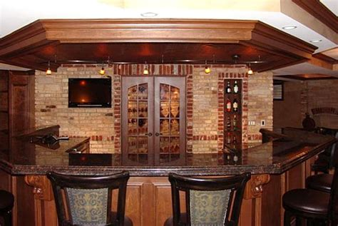 Cellar Ideas Basement Wine Cellar Built Using Reclaimed Chicago Brick