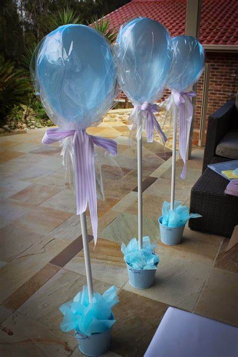 como decorar con globos en un baby shower 13 ideas de decoraci 243 n con globos para baby shower baby