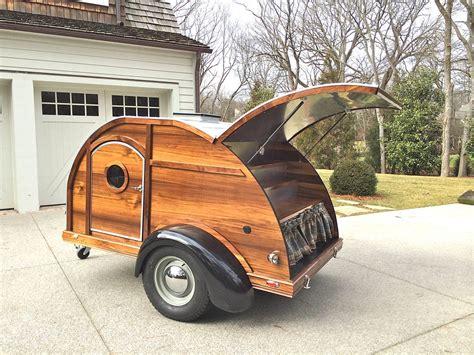 retro teardrop cer rare french teardrop trailer makes 1947 vintage teardrop