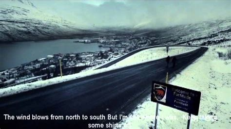theme music to fortitude fortitude theme song with lyrics youtube linkis com