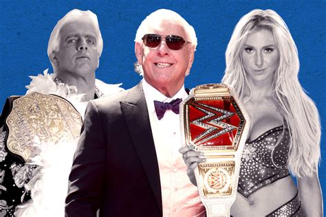 charlotte flair nitro ric flair opens up about his life after wrestling