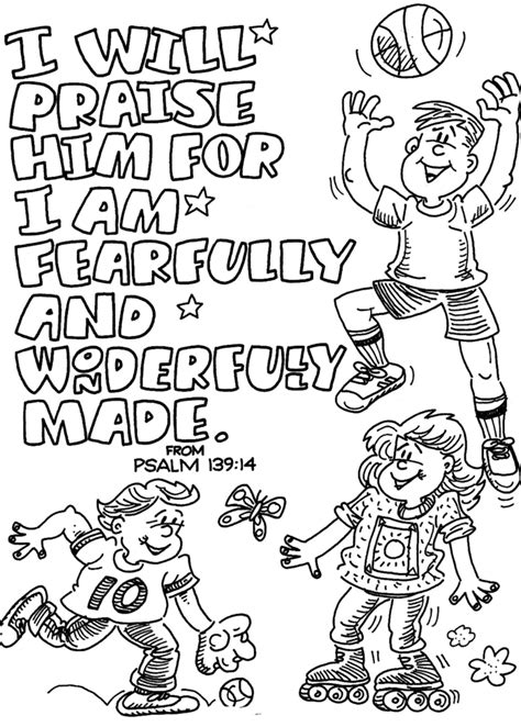 mobile psalm 139 14 coloring pages coloring pages