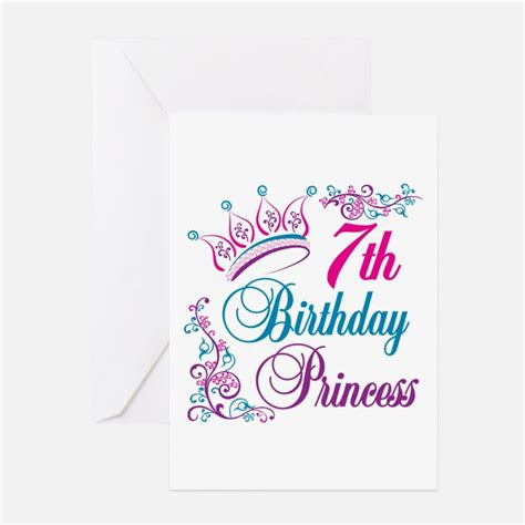 happy 7th birthday card template happy 7th birthday greeting cards card ideas sayings