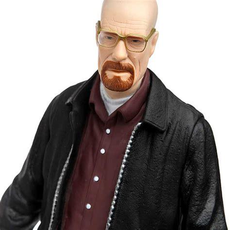 Mezco Toyz Breaking Bad Heisenberg Figure Walter White 12 arte em miniaturas