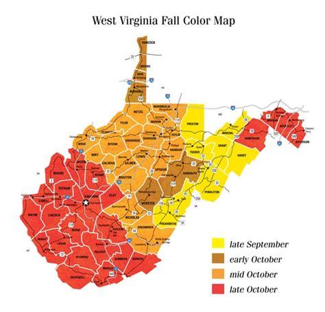 of virginia colors fall colors in west virginia river riders