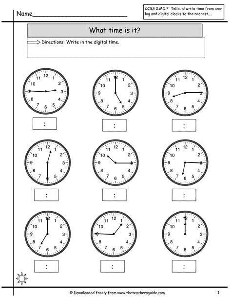 clock worksheets quarter after 16 best images of telling time worksheet quarter after
