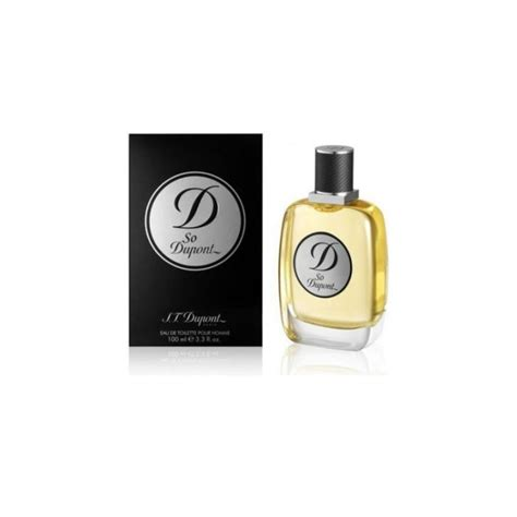 St Dupont So Dupont By For Edt 100ml s t dupont so dupont 100 ml edt kvepalai vyrams