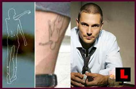 brad pitt otzi tattoo brad pitt otzi