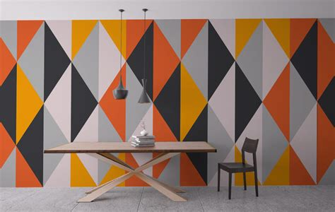 geometric wall art moonwallstickers com