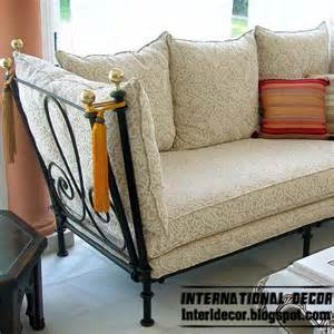 wrought iron living room furniture wrought iron furniture cool ideas for different rooms