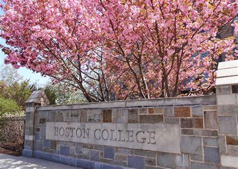 Boston College Mba Transfer Credits by Application Requirements Boston College Undergraduate