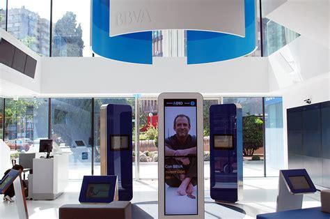 bbva oficina central bbva presenta su visi 243 n del banco del futuro con un nuevo