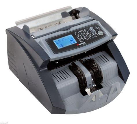 Bill Counter uv money detector currency counter machine professional