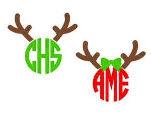 svg reindeer antlers pictures to pin on pinterest pinsdaddy