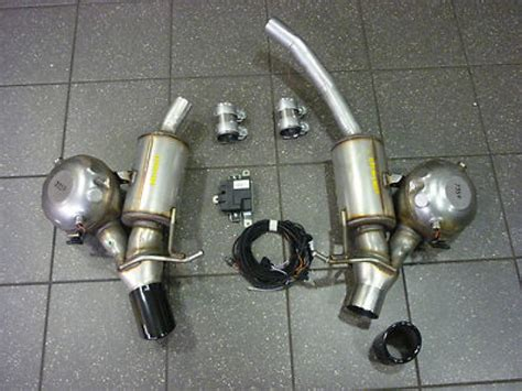 Motorsoundsystem Audi original audi motorsoundsystem sportauspuff audi a4 und