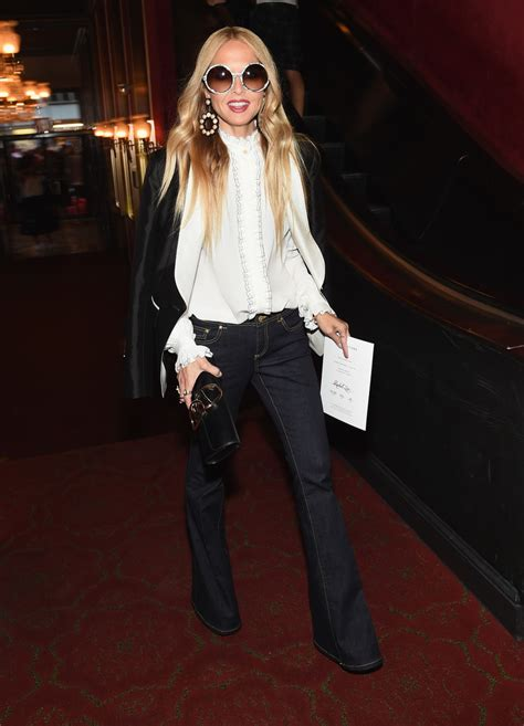 New York Fashion Week Front Row Zoe Hathaway Gisele And Co by Zoe Photos Photos Marc Front Row