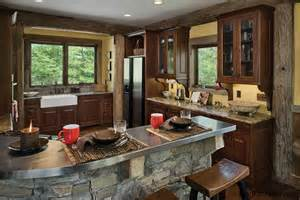 Log Home Kitchen Design Ideas log home kitchens pictures amp design ideas kitchen