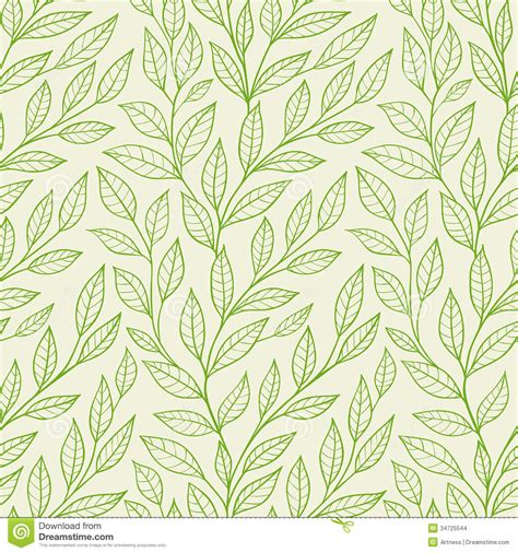 Leaf Pattern Eps | 13 vector leaves pattern images vector leaf pattern