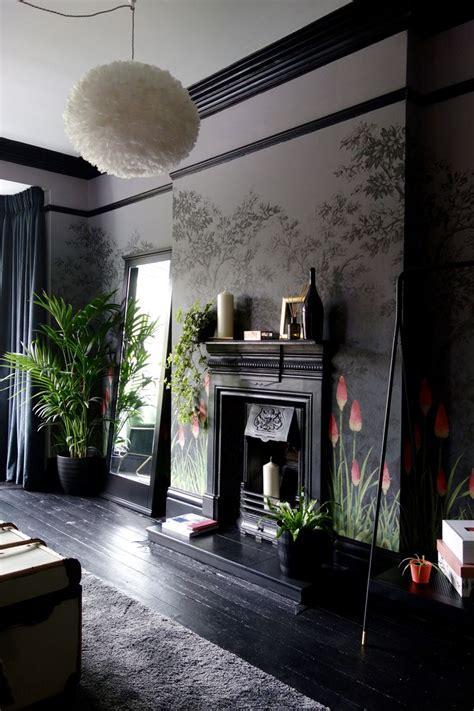 room with black walls 25 best ideas about dark interiors on pinterest dark