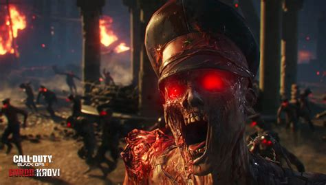 black zombie 5 new official call of duty black ops 3 descent dlc