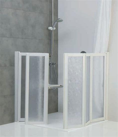 accessori doccia per disabili box doccia basso per disabili e anziani ponte giulio s p a