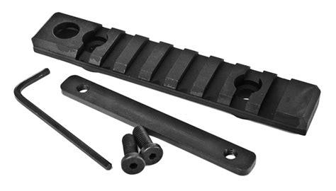 troy rail sections del ton inc ar 15 troy battle rail section 4 2 quot black