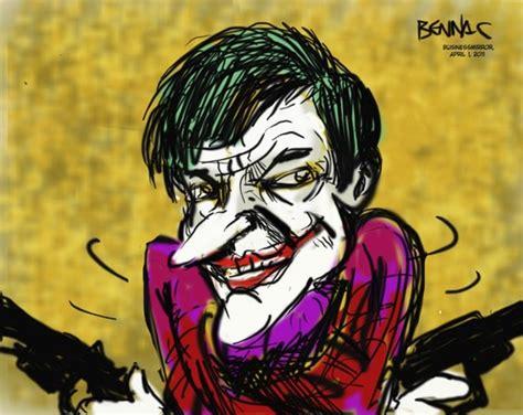 doodlebug the clown clown doodle by bennaccartoons