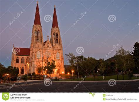 elements design helena mt st helena cathedral helena montana stock photo image