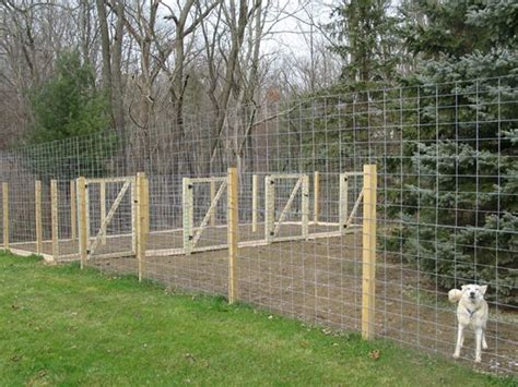backyard dog fence dog run design thread need ideas for dog run for the
