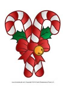 Free candy cane template printables crafts clipart amp decorations