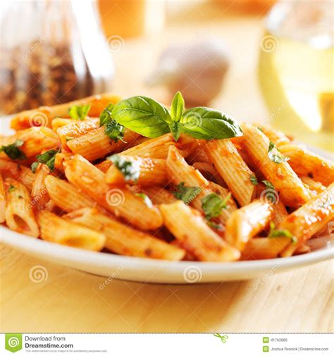 kid s menu italian penne pasta picture of cliffside italian penne pasta in tomato sauce stock photo image of