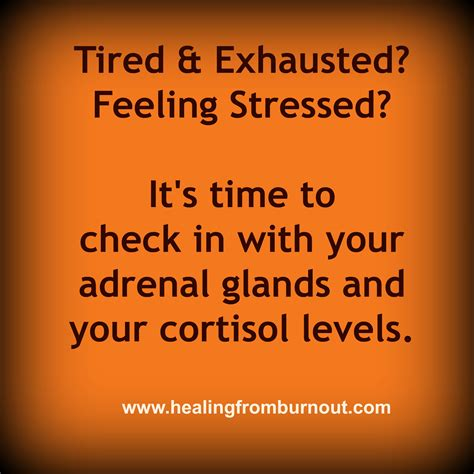 What Causes Feeling Weak And Shaky While Detoxing by Feeling Tired And Exhausted 4 Adrenal Testing Options