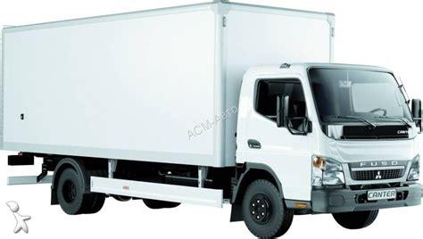 mitsubishi fuso box truck new mitsubishi fuso canter box truck fe 85 dj 4x2 diesel
