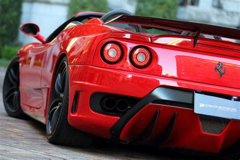Ferrari 360 Modena Modified by Ultimate Motorcars Bodykit For 360 Modena 6speedonline