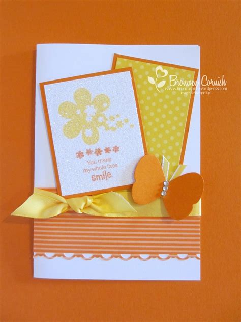 Dazzling Handmade Cards - dazzling diamonds su quot sprinkled expressions quot 2012