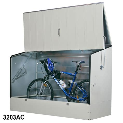 cobertizos bicicletas bicycle storage shed front garden for the home