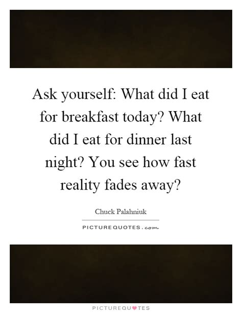 Pdf What Did You Eat Today by Ask Yourself What Did I Eat For Breakfast Today What Did
