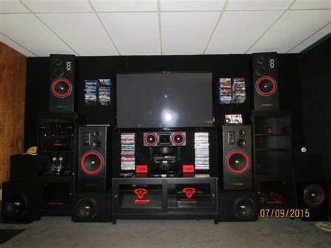 all cerwin 7 1 surround with 4 subwoofers