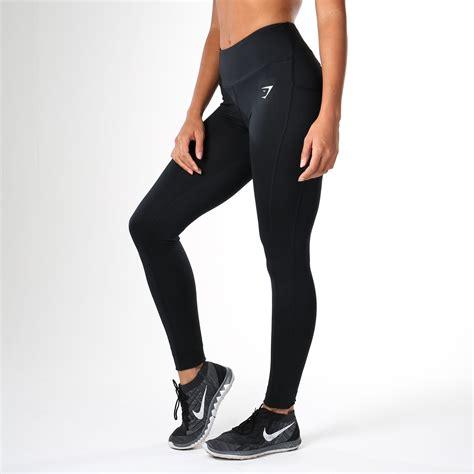 gymshark dry sculpture leggings black gymshark sportelano