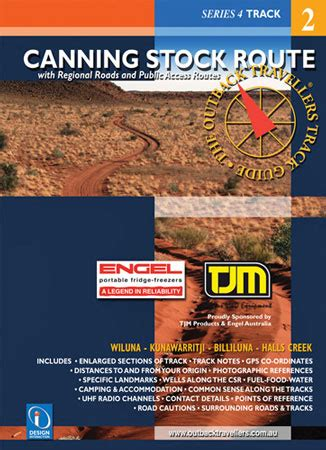 canning stock route track guide