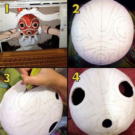 Set Of 20 Diy Paper Mask 17 best images about moninoki on artworks