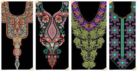 Embroidery Design Wilcom | embroidery neck design download free wilcom embroidery