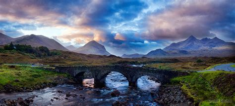 Scotland from the creator historical background for isle of skye