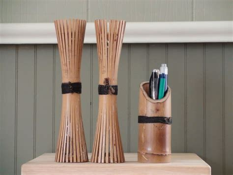 bamboo craft ideas for home decor ideas arts and crafts