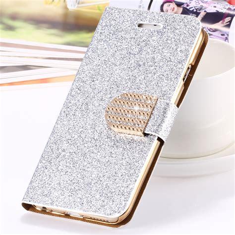 Best Casing Cover Flip Wallet Bling Glitter For Iphone 6 6s 4 7 Inch luxury bling glitter flip for apple iphone 6