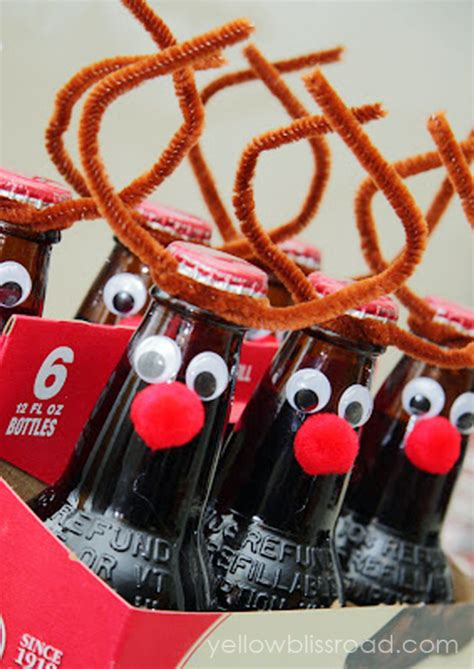 root beer reindeer christmas gift idea the coupon diary