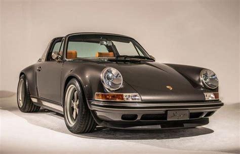Singer Porsche Kaufen by Singer Porsche 911 Targa Is A Pure Work Of Art