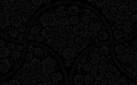 wallpaper black vintage pattern on black background 187 patterns 187 oldtimewallpapers