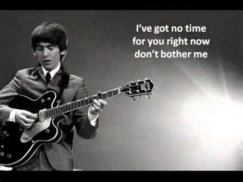 beatles don t bother me wmv 81 best images about george harrison on ringo